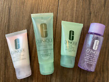 Clinique Lot Face Wash Take The Day Off Foaming Cleanser 7 Day Scrub Cream Soap