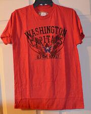 Washington Capitals EastvaleTee - Men Medium NEW Old Time Hockey NHL New!