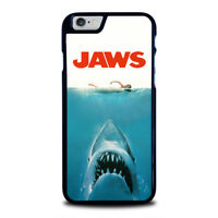 JAWS SHARKS Movie IPhone 5 5S 6 6S 6Plus 6SPlus 7 7Plus 8 8plus Case