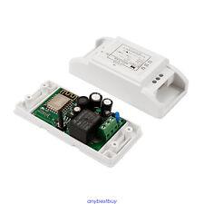 WiFi Wireless Smart Switch Module ABS Shell Socket fr DIY Home Triple-Protection