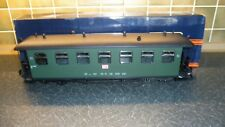 TRAIN (Newqida) G Gauge Green TB Coach 757-5803 >Collection only Spalding Linc's