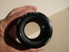 objectif nikon AIs 50 mm F 1:1.2