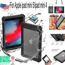 Ultra-thin Case For Apple iPad Mini 4/5 Waterproof Case Shockproof Dustproof US