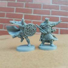LOT 2 Heroes For Dungeons & Dragons Miniatures Board Game figures