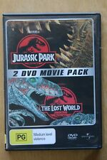 Jurassic Park / The Lost World Preowned (D211)