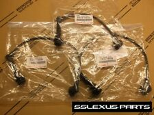 Lexus IS300 (2001-2005) OEM Genuine SPARK PLUG COIL IGNITION WIRES Set of (3)