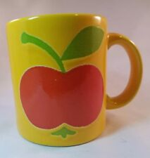 . Waechtersbach West Germany Coffee Mug Yellow