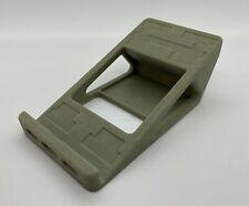 3D-Printed Custom Calculator Stand forHP-41 Calculator.