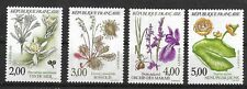 FRANCE 1992 FLOWERS SG 3086-89 SET 4 MNH.