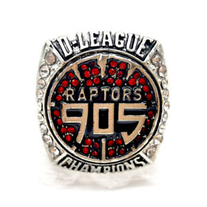 NBA 2017 Toronto Raptors Championship rings