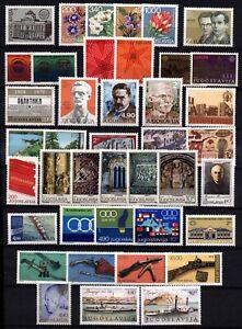 2980 Yugoslavia 1979 Complete year set MNH