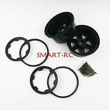 Front Wheel Rim beadlock for 1/5 HPI ROVAN KingMotor BAJA 5B SS Smart