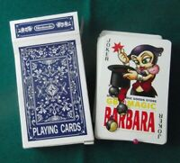 Juego 54 cartas Nintendo 2008 Poker playing cards promo