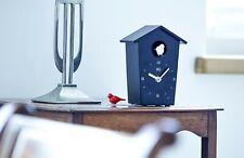 KooKoo Birdhouse Kuckucksuhr Mini - schwarz