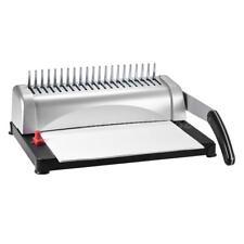 A4 450 Sheet Office Paper Puncher Binder 21 Holes Binding Machine 12 Sheet Punch