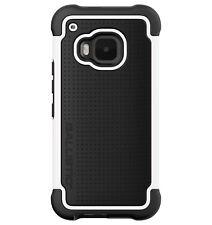 Ballistic TJ1598-A08N Tough Jacket Case for HTC One M9 (aka HTC M9) -Black/White