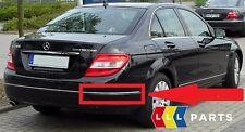 NEW Genuine Mercedes Benz MB Classe C W204 Pare-Chocs Arrière Droite Chrome Molding Trim