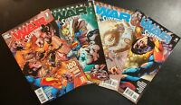 SUPERMAN: War of the SUPERMEN #1-4 Complete Lot (2010 DC Comics) ~ VF/NM Book