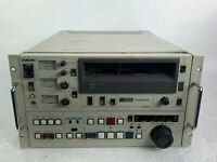 Sony BVU-800 UMatic Professional Video Cassette Recorder / Editor