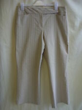 Cotton Blend Tailored 28L Trousers for Women