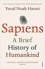 Sapiens: A Brief History of Mankind by Yuval Noah Harari (NEW)