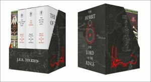 The Middle-Earth Treasury The Hobbit & The Lord Of The Rings [Boxed Set Edition]
