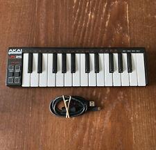 Akai Professional Lpk25 Midi Keyboard (Used, includes Usb cable) Works Videos