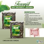 Toronjil lemon balm para problemas digestivos por estres 8 onzas(2 de 4oz)-227g.