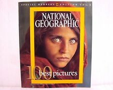 National Geographic 100 Best Pictures Special Members Edition Vol.1 Collector's