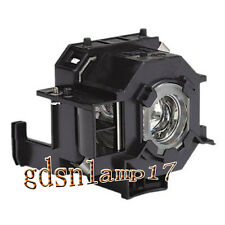ELPLP41 V13H010L41 Lamp In Housing For Epson Projector EMP-S5 EMP-S52 EX50 EX70