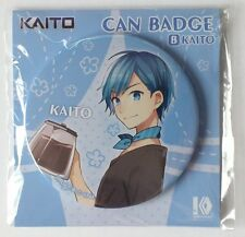 KAITO can badge movic made in Japan vocaloid 10th anniversary 7.5cm by Tama