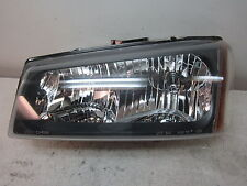 nn703114 Chevy Silverado 2003 2004 2005 2006 LH Side Headlight Aftermarket