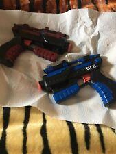2 Laser Toy Guns