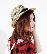 7949734de6e505 Summer Trilby Hats for Men | eBay