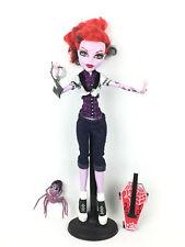 Monster High Doll Operetta First 1st Wave Pet Spider Memphis / Poupée Basic 3