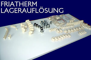 Fritatec Friatherm W 25 / 45 ° - Winkel / NEU aus Lagerauflösung