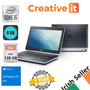 Dell Latitude E6420 - i5 - 4GB - 120GB SSD - Windows 10 Pro - Refurbished Laptop