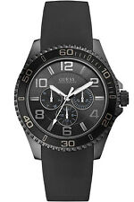 GUESS W0173G1,Men's Multi-function,BRAND NEW WITH TAG AND GUESS BOX