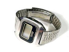 Reloj DUWARD TELETIME Quartz 735 Original digital vintage para piezas restaurar