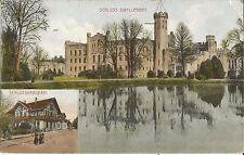 Bier-Brauerei, Schloß Sibyllenort Krs. Oels bei Breslau, Schlesien, Sybilin