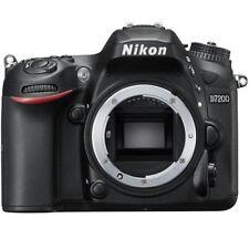 Nikon D7200 DSLR Kamera Digitalkamera Gehäuse Body 24.2MP DX - Neu