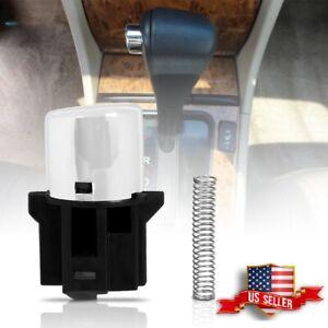 Shift Knob Shifter Button Handle Repair Kit With Spring Fits Honda Accord 03-05