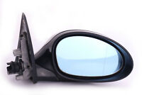 BMW 3 Series E90 M Sport Shadow Line Heated Right Wing Mirror O/S Black