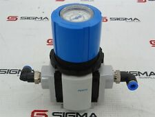 Festo MS4-LR-AGB-D5-VS-PSI-DM2 Pressure Regulator 527690