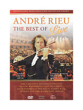 Andre Rieu - The Best Of Andre Rieu Live (Box Set) (DVD, 2011) new sealed