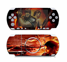 Resident Evil 075 Vinyl Decal Skin Sticker for Sony PSP 3000