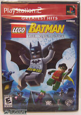 LEGO Batman: The Videogame PS2 New Sealed