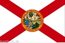 ***FLORIDA VINYL STATE FLAG DECAL / STICKER***