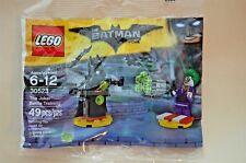 Lego Batman Movie 30523 The Joker Battle Training Polybag NEW + LEGOLAND Coupon