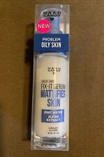 Hard Candy Sheer Envy Fix It Serum Mattifies Skin Oily Skin